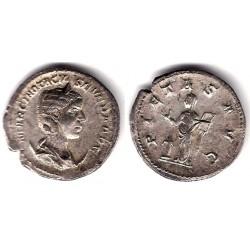 Otacilia Severa. 248-49 d.C. Antoniniano (EBC) (Plata)