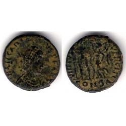 Arcadio. 395 a 408 a.C. Centenional (BC+)