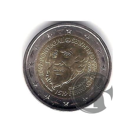 Portugal. 2019. 2 Euro (SC)