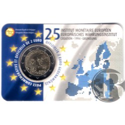 Bélgica. 2019. 2 Euro (SC)