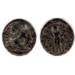 Faustina (hija). 161 a 175 d.C. Sestercio (BC)