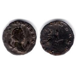 Salonina. 253 a 268 d.C. Antoniniano (MBC)