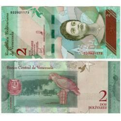 (101) Venezuela. 2018. 2 Bolivares (SC)