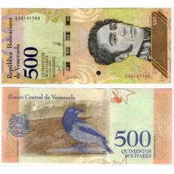 (108b) Venezuela. 2018. 500 Bolivares (SC)