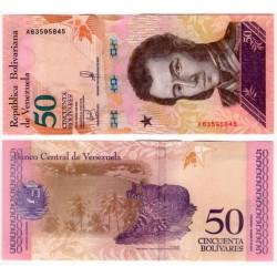 (105) Venezueal. 2017. 50 Bolivares (SC)