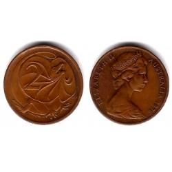 (63) Australia. 1976. 2 Cents (MBC)