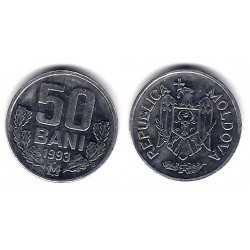 (4) Moldavia. 1993. 50 Bani (SC)