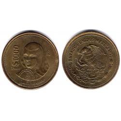 (563) Estados Unidos Mexicanos. 1988. 1000 Pesos (MBC)