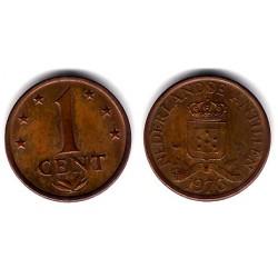 (8) Antillas Neerlandesas. 1976. 1 Cent (MBC)