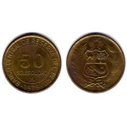 (273) Perú. 1979. 50 Soles de Oro (BC)
