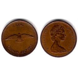 (65) Canadá. 1967. 1 Cent (MBC)