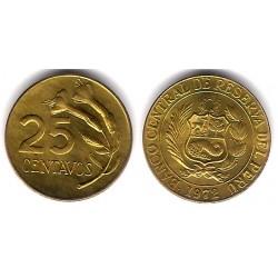 (246.2) Perú. 1972. 25 Centavos (EBC)