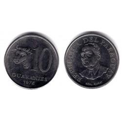 (153) Paraguay. 1976. 10 Guaranies (MBC+)