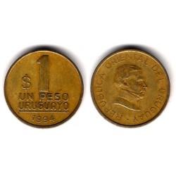 (103.1) Uruguay. 1994. 1 Peso (MBC)