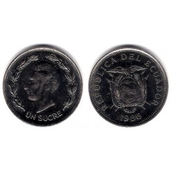 (85.2) Ecuador. 1986. 1 Sucre (EBC)