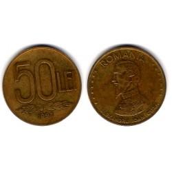 (110) Rumania. 1993. 50 Lei (MBC+)