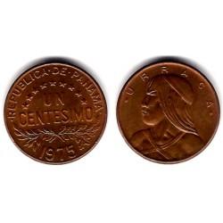 (22) Panamá. 1975. 1 Centesimo (EBC)