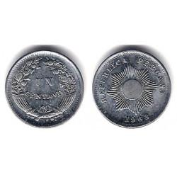 (227) Perú. 1963. 1 Centavo (MBC)