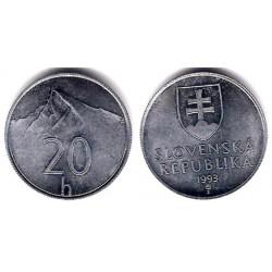 (18) Eslovaquia. 1993. Halierov (SC)