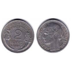 (886a.1) Francia. 1950. 2 Francs (MBC)