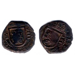 Felipe III. 1619. 8 Maravedi (BC) Ceca de Madrid