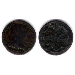 Carlos III. 1773. 2 Maravedi (BC-) Ceca de Segovia