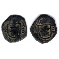 Felipe III. 1618. 8 Maravedi (BC-) Ceca de Madrid