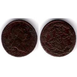 Carlos III. 1776. 4 Maravedi (BC-) Ceca de Segovia