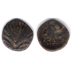 Arse (Sagunto). 100 - 30 a.C. Cuadrante (RC+)