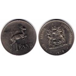 (88) Sudáfrica. 1978. 1 Rand (MBC)