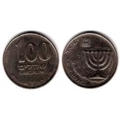 (146) Israel. 1985. 100 Sheqalim (MBC)