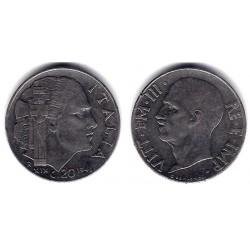 (75b) Italia. 1941. 20 Centesimi (MBC)
