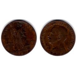 (42) Italia. 1913. 5 Centesimi (MBC)