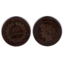 (815.1) Francia. 1882(A). 10 Centimes (BC)