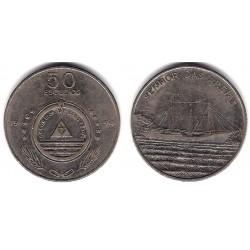 (43) Cabo Verde. 1994. 50 Escudos (MBC)