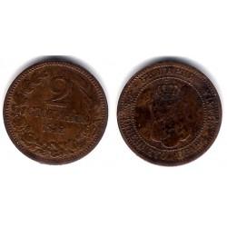 (23.2) Bulgaria. 1912. 2 Stotinki (EBC)