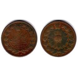 (883) Irán. 1294H. 50 Dinars (MBC-)