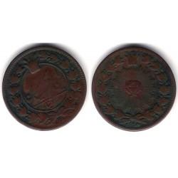 (883) Irán. 1298H. 50 Dinars (BC+)