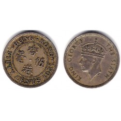 (27.1) Hong Kong. 1951. 50 Cents (MBC)