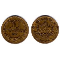 (46) Bulgaria. 1937. 50 Stotinki (MBC-)