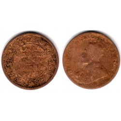 (512) India Británica. 1928. Quarter Anna (RC)