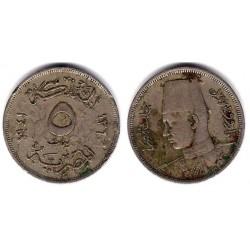 (363) Egipto. 1941. 5 Milliemes (BC+)