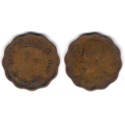(361) Egipto. 1938. 10 Milliemes (BC-)