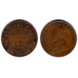 (512) India Británica. 1936. Quarter Anna (MBC)