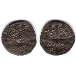 Condado de Barcelona (Jaime I). 1276-1285. Dinero (MBC-)
