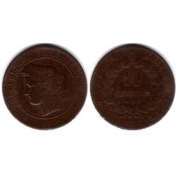 (815.1) Francia. 1896(A). 10 Centimes (BC)