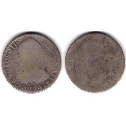 Carlos III. 1774. 2 Reales (RC) Sin Ceca Visible