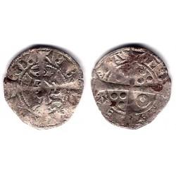 Condado de Barcelona (Jaime I). 1276-85. Dinero (BC)