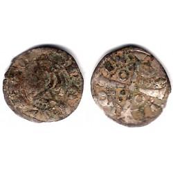 Condado de Barcelona (Jaime I). 1276-85. Dinero (RC-)