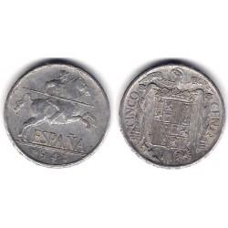Estado Español. 1941. 5 Céntimos (BC+)